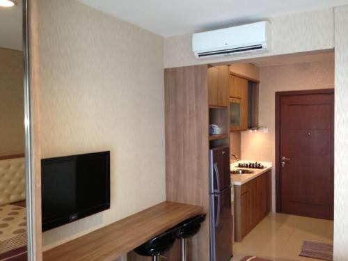 Design Interior Apartemen Studio interior design apartment studio - jakarta apartments for rent / sale