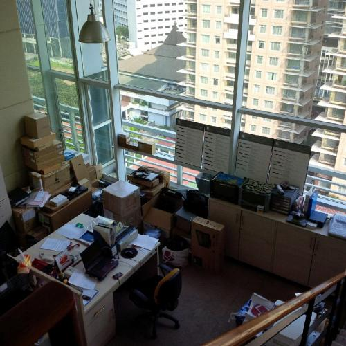... Central Jakarta – 1 BR Semi Furnished – Suitable for Office