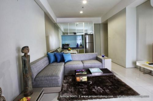 Sewa Apartemen 1park Residence Gandaria - 2 1 Br Luxury Furnished Unit With Private Lift