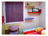 Kid&rsquo;s Bedroom with single bed, wardrobe closet &amp; study table