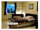 Kamar Full Furnished, double bed