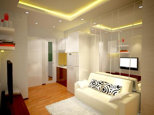 Green Bay Pluit 2 Bedroom Furnished