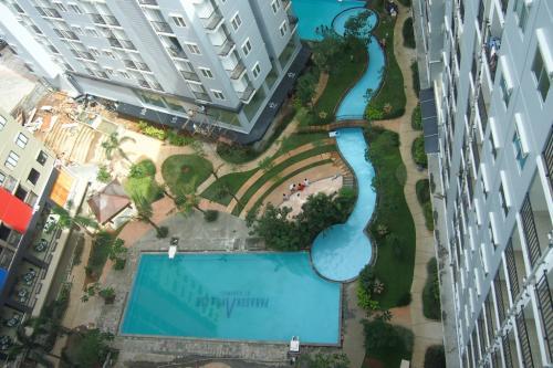 Sewa Apartment Paragon Village Karawaci Tangerang  U2013 2 Br Fully Furnished
