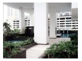 Garden area - Thamrin Executive Apartment for Rent