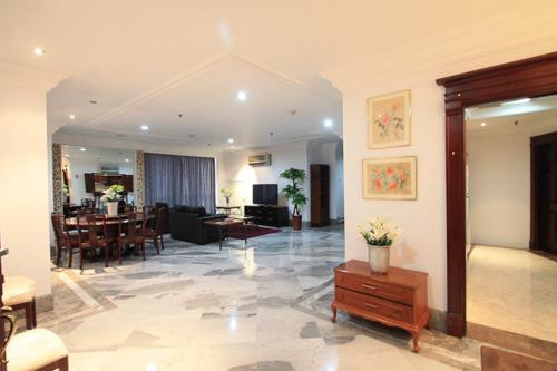 Sewa Unit Mewah Di Apartemen Permata Hijau Jakarta Selatan 2 Br