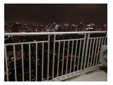 Balcony + View