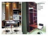 Smart hanging dinning cabinet