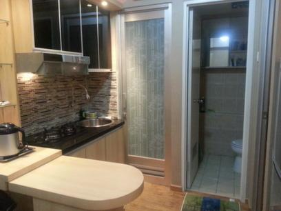 Disewakan Apartemen Green Bay Pluit 2 BR Full Furnished Design Interior