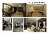 Sewa Apartemen Casa Grande Residences - 3 BR Full Furnished, Brand New & Minimalis