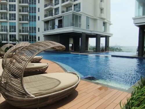 Sewa Apartemen Ancol Mansion – 1 BR Fully Furnished | Sewa Apartemen ...