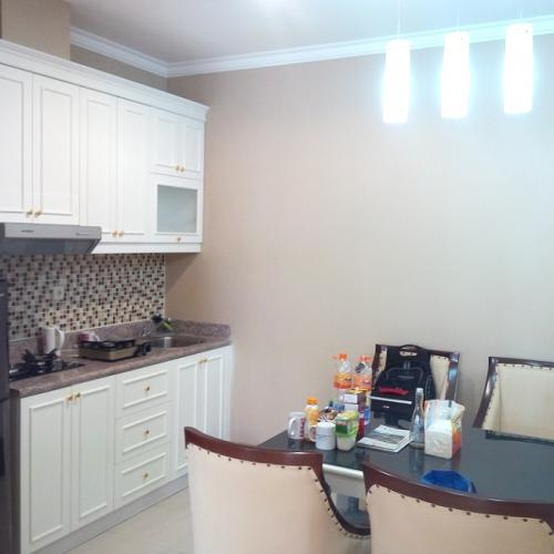Apartemen belleza albergo tower jakarta apartments for for Kitchen set hijau