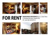 Apartemen Margonda Residence 2, Blok HH , Lantai 2