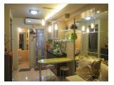 Sewa Apartemen Harian / Mingguan Gading Nias Residence - 1 BR / 2 BR Full Furnished