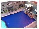 View dari kamar ke arah Swimming Pool