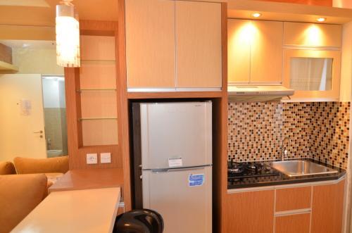 Living Room Kitchen Main Bedroom Children Apartment Name Green Bay Pluit