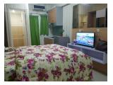 The Green Pramuka City Apartment