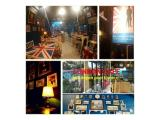 London Cafe and Lounge kc2 depan kolam renang Tower C