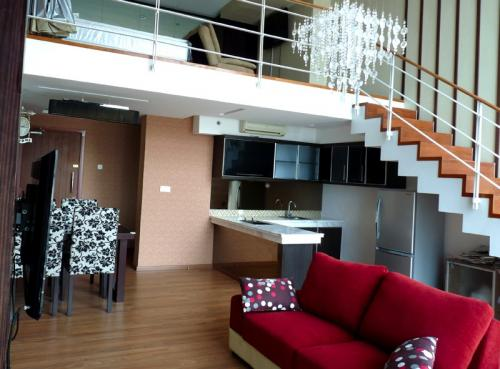 Citylofts Apartment For Rent In Sudirman Central Jakarta