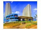 Disewakan Apartemen Cinere Bellevue Suites Depok - Studio Full Furnished