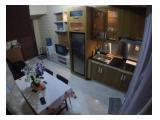 Ruang Tamu + Kitchen