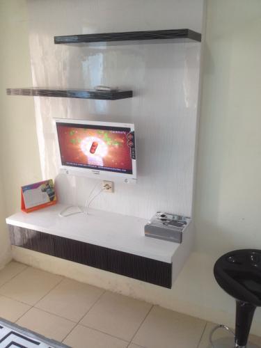 Sewa apartemen pakubuwono terrace type studio fully for Apartment name design