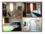 Kamar tidur & kamar mandi utama