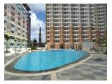Outdoor Pool Barel Margonda Residence 2
