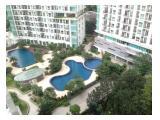 2 Resort pools balcony view