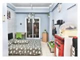 Sewa Apartemen Sunter Park View - Studio Fully Furnished, Bersih dan Nyaman