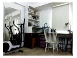 Ruang kerja dimana juga bisa melakuka aktivitas gym dan yoga