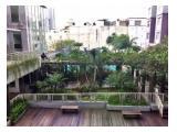View dari balkon unit (pool view)