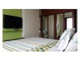 Disewakan Apartemen Cosmo Terrace - 2 Bedroom Furnished - 17th Floor