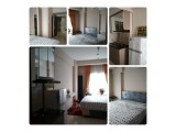 Sewa Bulanan / Tahunan Apartemen Sunter Park View – Studio / 2 BR Full Furnished