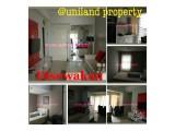 Sewa Murah Apartemen Seasons City Studio/ 2BR / 2BR+1 & 3BR+1 Bulanan & tahunan Furnish bagus Jakarta barat,grogol
