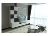 Sewa Apartemen Kemang Village Tower Empire Tipe 2 BR Luas 74 m2 (15 juta/bulan) Lantai 15 Furnished