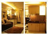 Living room dan Kitchen set