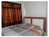 Apartemen Gading Nias Residences For Rent 2 BR full furnish Tower EMERALD lt.12