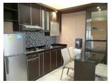 Dijual dan Disewakan Apartemen Kelapa Gading Square (MoI) - Harian / Mingguan / Bulanan / Tahunan - 2 BR Fully Furnished