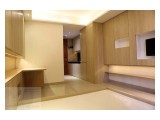 For Rent Beverly Dago Apartment – Type Studio 30 m2 Full Furnished With Balcony, Just Finished Fitting