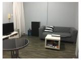 Dijual / Disewakan Apartemen Mediterania Garden 1 Tanjung Duren - 2 BR Fully Furnished