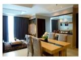Sewa/Rent Apartemen Denpasar Residence – 1 / 2 / 3+1 BR Fully Furnished