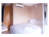 Comfortable 1 BR The Mansion Kemayoran Tower Gloria By Travelio