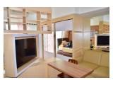 Disewakan Apartemen Tamansari La Grande Bandung – Type Studio Fully Furnished