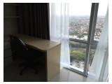 Disewakan Apartemen U Residence Karawaci – Tower 2 Full Furnished 1 BR 33 m2 (Studio)