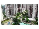 Sewa Apartemen Taman Rasuna, The 18th Residence – 1 BR / 2 BR Room Fully Furnished