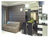 Promo! Disewakan Apartemen Type Studio, 2BR, 3BR Full Furnished (City Home, Frencwalk, Gading Resort) Harian, Bulanan dan Tahunan di MOI Kelapa Gading