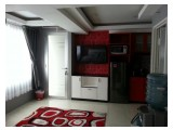SEWA STUDIO LUAS 35M2 FURNISHED