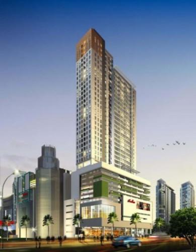 Groovy Cosmo Terrace Apartment For Rent At Thamrin City Studio Interior Design Ideas Tzicisoteloinfo
