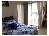 Disewakan Apartemen Cosmo Terrace – Studio Room Fully Furnished