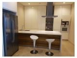 Disewakan Apartemen Pakubuwono House 2+1BR Luas 165m2 Full Furnished